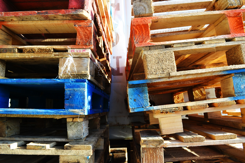 Recyclage de bois 1