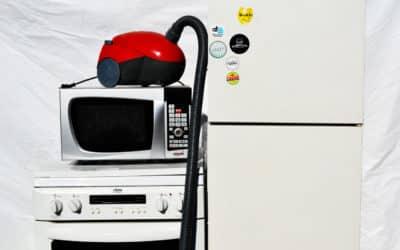 Recyclage des électroménagers et DEEE