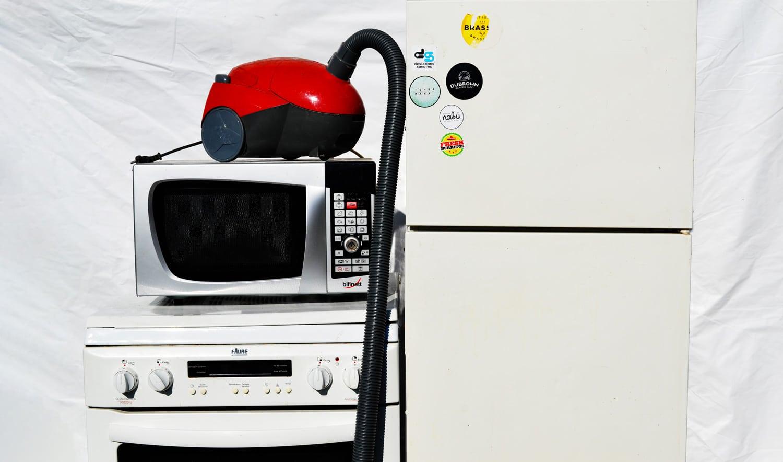Recyclage des électroménagers et DEEE 1