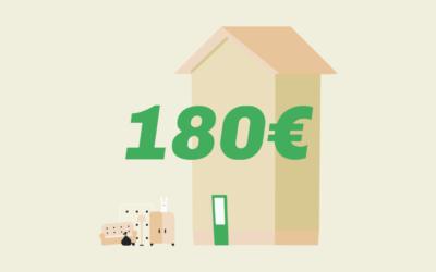 Exemple d'un débarras d'appartement à Saint-Nazaire