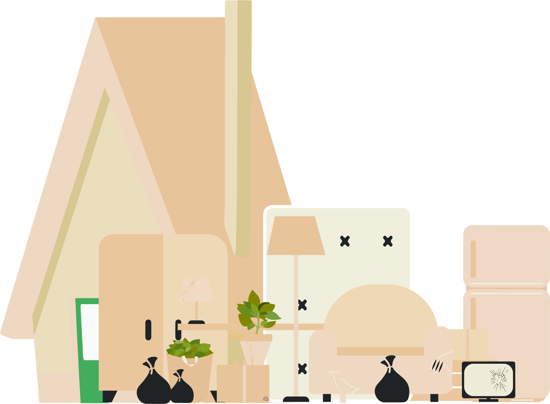 Débarras de maison 1