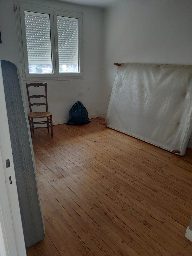 Débarras de meubles dans un appartement à Nantes