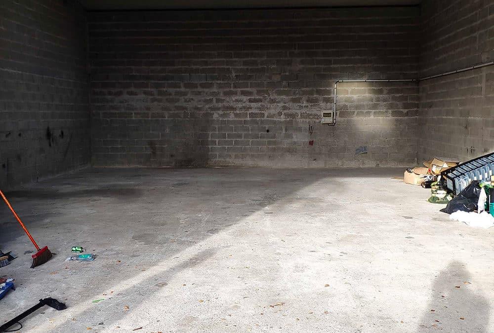 Vide entrepôt