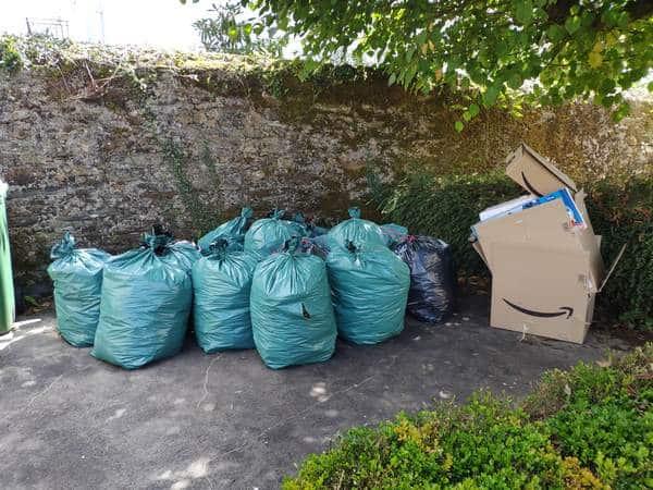 Débarras de déchets verts à Le Gavre