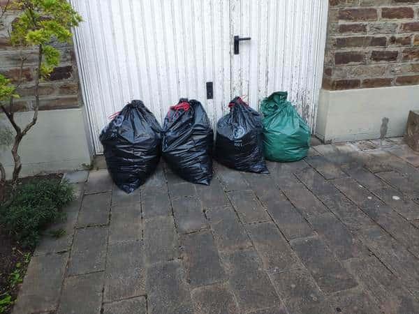 Débarras de gravats et déchets verts à Nantes