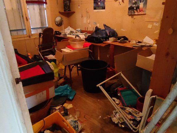 Débarras d'un appartement dans le centre de Nantes